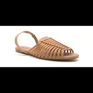 Retro summer sandals